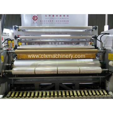 2000mm Wrapping Film Stretch Equipment