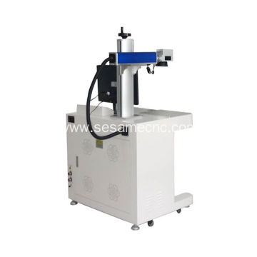 Metal Marking Machine Fiber Laser for Mold Industry