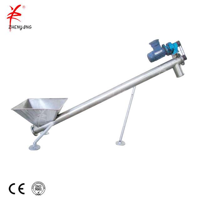 Industry cement screw auger conveyor