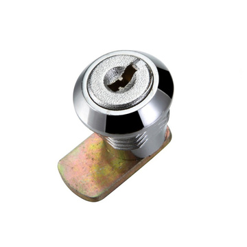 ZDC Chrome-plated Rotate 180 Degree Cam Latch