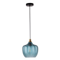 Nordic Village Retro Industry glass pendant lamp