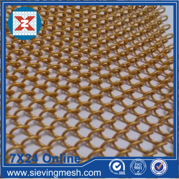 Decoractive Aluminum Wire Mesh