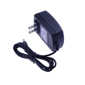 Power Adapter 24W-24V-1A Wall Mount Charger with US-Plug
