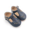 Baroque T-Bar Mary Jane Baby Dress Shoes