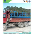 12t Freight Yard Pit Fixed Scissor Lift Table