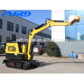 900kg Digger Smallest Mini Excavator (FWJ-900-10)