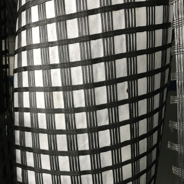 PP Biaxial Plastic Geogrid Geocomposite of Geotextile