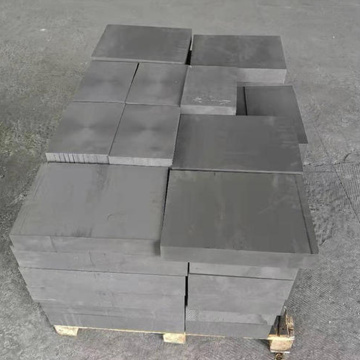 High density graphite blocks used in EDM