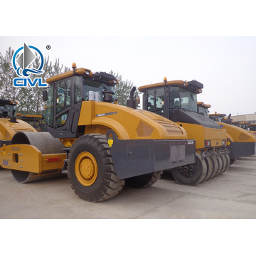 XCMG Mechanical Single Drum Vibratory Road Roller XS263J
