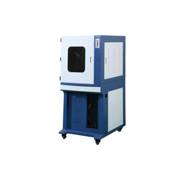 Raycus Fiber Laser Marking Machine on Metal