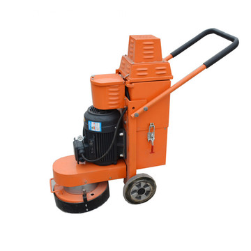 4 Kw Dust free Concrete Grinder Grinding Machine