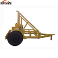 Heavy Duty Suspension Cable Drum Reel Carrier Trailer