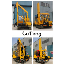 Hydraulic mini core sample drilling machine