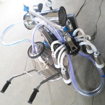 Motor speed 1440rpm Gasoline-Vacuum Pump Milking Machine