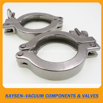 Stainless Steel KF40 Vacuum Clamps