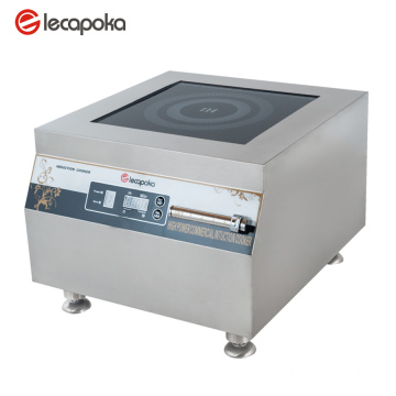 induction cooker commercial 5000w