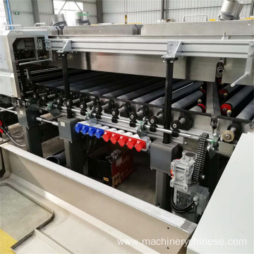 Horizontal LOW-E Glass Wash Machine