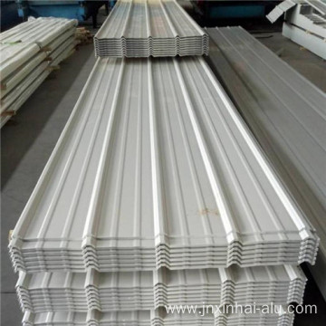0.9mm Aluminum Corrugated Sheet