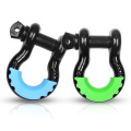 "3/4 "" Hot Sale Snap Shackle US Type Drop Forged 3.25 tons Bow Shackle Buckle"