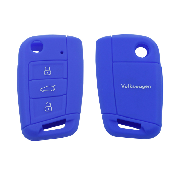 Luxury Silicone Key Cover
