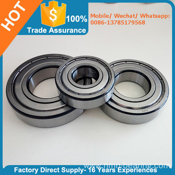 High Speed 6306ZZ Deep Groove Ball Bearing
