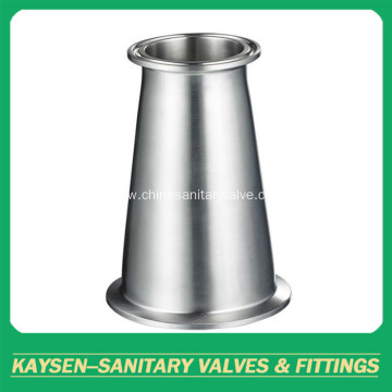 Sanitary I-line reducer fittings