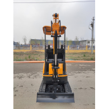 rhinoceros 1 ton towable mini excavator
