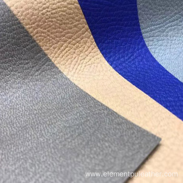 Microfiber Pu artificial leather for making belt
