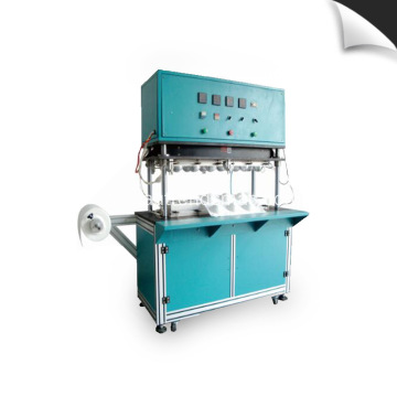 Non-woven fabric N95 cup mask shaping machine