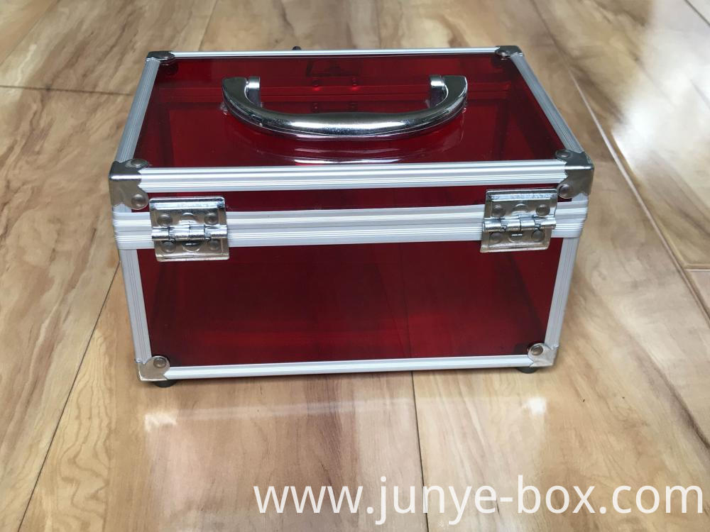 Aluminum Beauty Case