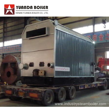 Coal Fuel Industrial Hot Oil Boiler for Drying