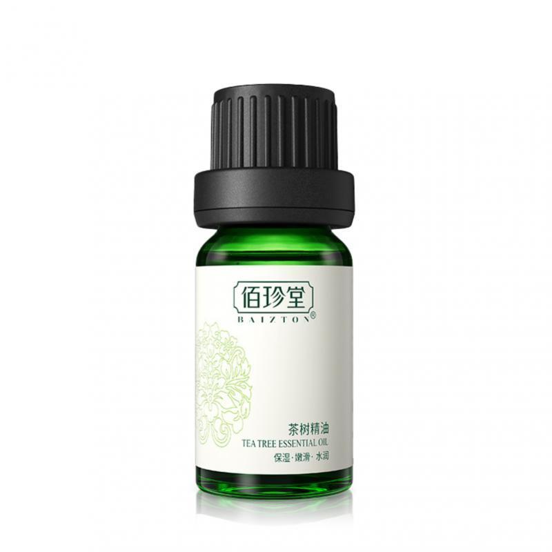 10ml Hyaluronic Acid Pure tea tree Face Serum Whitening Shrink Pore Essence Anti Aging face Essential oil Face Cream Skin Care
