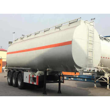 3 Axles Fuel Semi Trailer Truck 50000 L