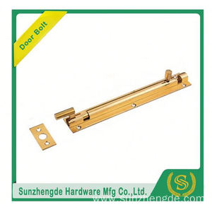 SDB-019BR Decorative Turning Machining Brass Bolts Heavy Bolts