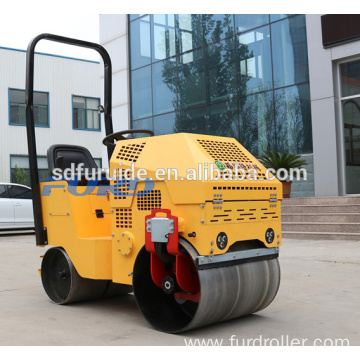 800kg Double Drum Hydraulic Ground Compactor (FYL-860)