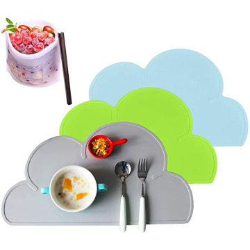 Reusable BPA Free Portable Kid Food Mat