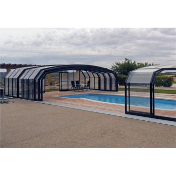 Air Some Cover Pool Winter Cover Swimming Pool Roof