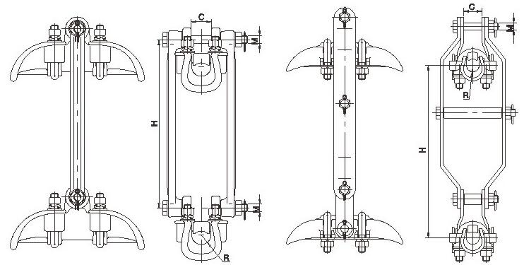 CSH Suspension Clamp Design