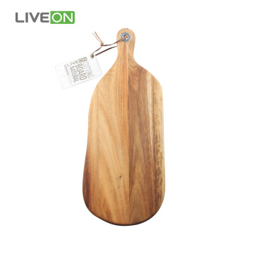 Irregular Shape Acacia Wood Cutting Board
