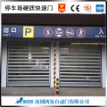 Automatic Spiral Aluminum Alloy High Speed ​​Door