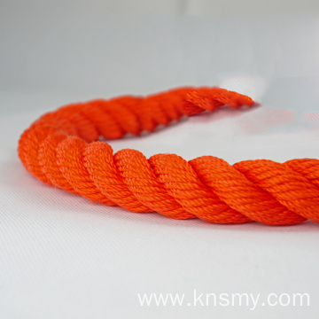 3/4 Strand Braided Mooring Rope