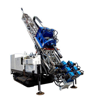 Crawler Drill Rig Machine Crawler Mounted Drill Rig