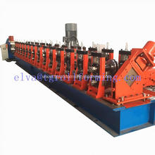 C unistrut channel roll forming machine