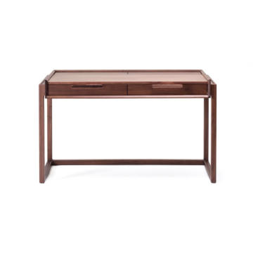 "FAS WALNUT ""INKSTONE"" WRITING DESK"