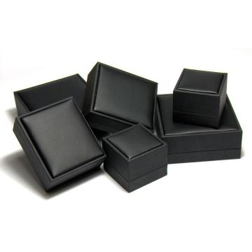 Wholesale Custom Luxury PU Leather necklace Jewelry Box