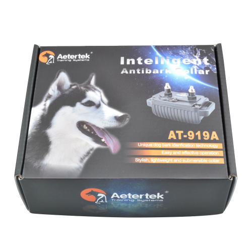 Aetertek AT-919A anti bark stop trainer