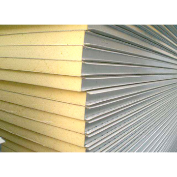 Clean Metal Insulated Polyurethane Sandwich Panel
