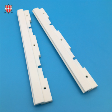 heat dissipate aluminum oxide ceramic slide guide bar