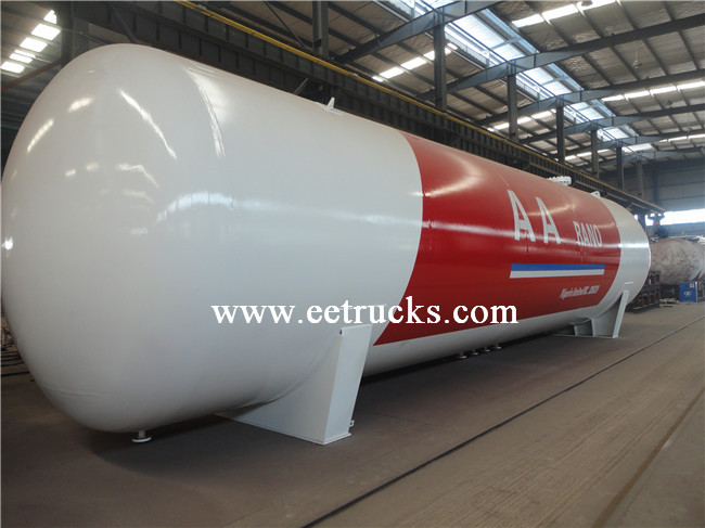 120 CBM LPG Storage Tanks