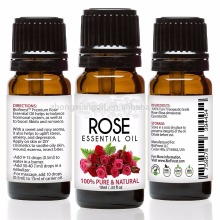 Customize Therapeutic Grade Nature Rose Essential Oil 10ml